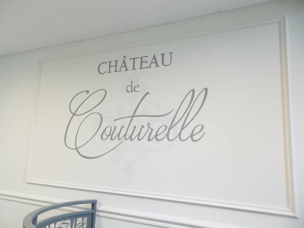 Peinture XXl - Château de Couturelle / Couturelle