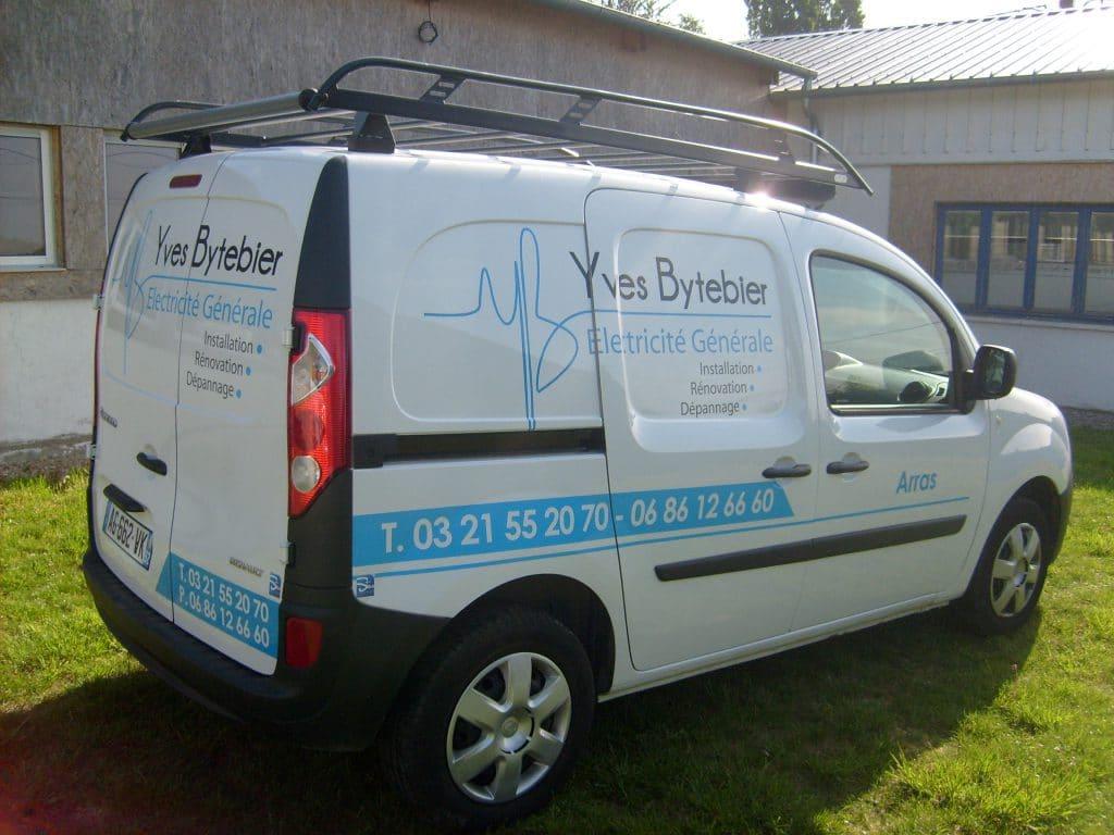 Marquage standard en DAO - Yves bytebier / Arras