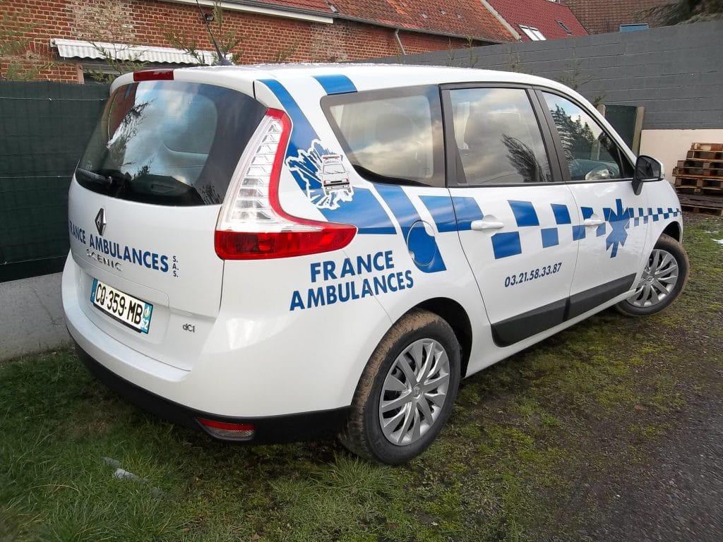 France Ambulances - Saint-Laurent-Blangy