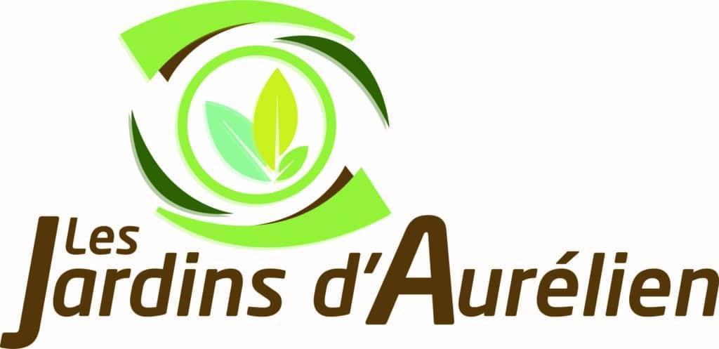 Création d'un logo - Les Jardins d'Aurélien / Thélus