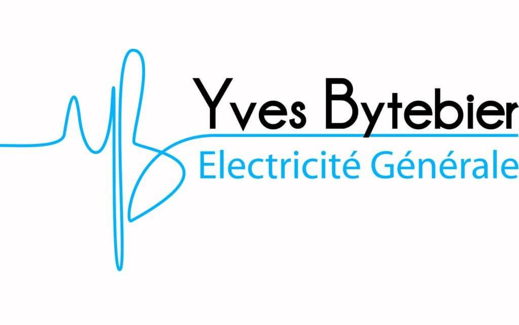 Création d'un logo - Yves Bytebier électricité générale / Arras
